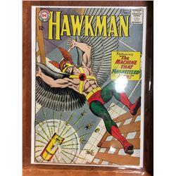 HAWKMAN #4 (1964) ORIGIN & 1ST APP ZATANNA. MID GRADE - COMPLETE. NICE EXAMPLE!