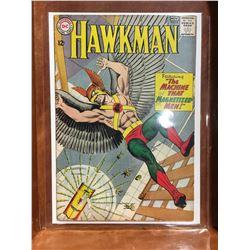 HAWKMAN #4 (1964) ORIGIN & 1ST APP ZATANNA. LOWER TO MID GRADE - COMPLETE.
