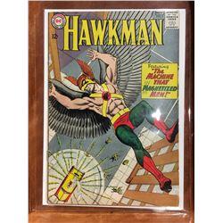 HAWKMAN #4 (1964) ORIGIN & 1ST APP ZATANNA. LOWER GRADE - COMPLETE.