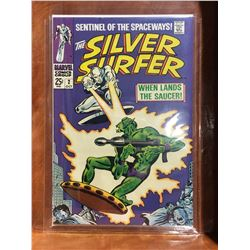 SILVER SURFER #2 (1968) 1ST APP BADOON. HIGH MID TO HIGHER GRADE - COMPLETE. VERY NICE EXAMPLE!