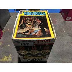 VAMPIRELLA BOX  - MIXED YEARS & GRADES