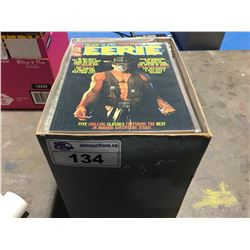 EERIE BOX LOT - MIXED YEARS & GRADES