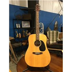 TRADITION ACOUSTIC GUITAR WITH SOFT CASE