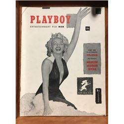 PLAYBOY #1 (1953) 1ST ISSUE OF THE NOW INFAMOUS MAGAZINE! MARILYN MONROE COVER/SWEETHEART OF THE