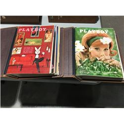 PLAYBOY 1963 COMPLETE SET - JANUARY THRU DECEMBER