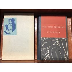 "FIRST EDITION 1931 ""THE TIME MACHINE"" BY H.G. WELLS"