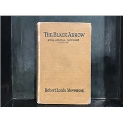 "COPYRIGHT 1888 ""THE BLACK ARROW"" BY ROBERT LOUIS STEVENSON"