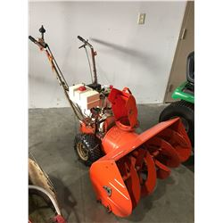 ARIENS SNOW-THRO GAS POWERED SNOW BLOWER
