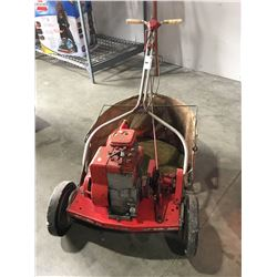 COOPER KLIPPER GAS POWERED ROTARY LAWN MOWER