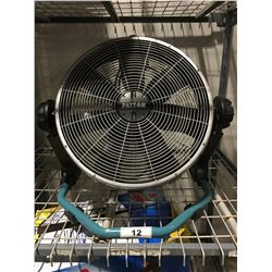 PATTON HEAVY DUTY FAN