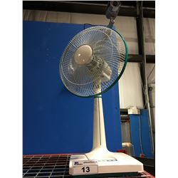 TIMELESS ELEGANCE MICRO TOUCH OSCILLATING ROOM FAN