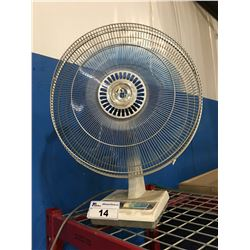 V-AIR DOUBLE OSCILLATION ROOM FAN
