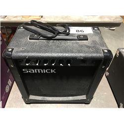 SAMICK LA10 GUITAR AMPLIFIER
