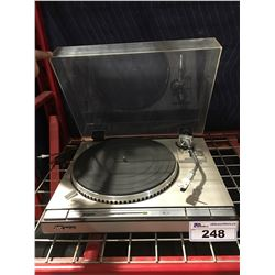 JVC MODEL QL-A5 TURNTABLE
