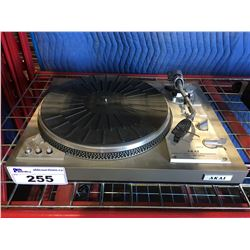 AKAI MODEL AP-207 TURNTABLE (MISSING DUST COVER)