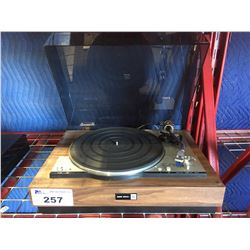 AUDIO REFLEX MODEL MR-116 TURNTABLE
