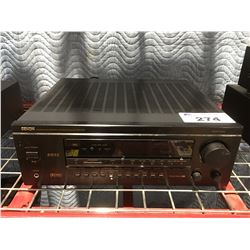 DENON MODEL AVR-2700 STEREO RECEIVER - NO REMOTE