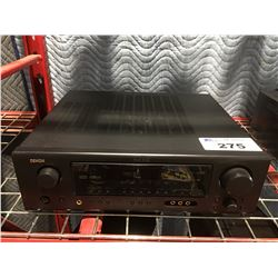 DENON MODEL AVR-587 STEREO RECEIVER - NO REMOTE