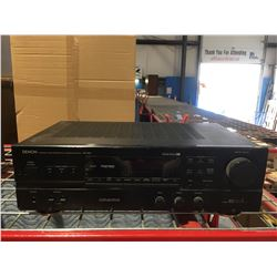 DENON MODEL AVR-900 STEREO RECEIVER - NO REMOTE