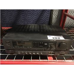 FISHER MODEL RS-636 STEREO RECEIVER - NO REMOTE
