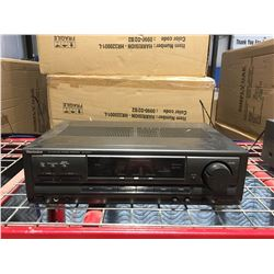 TECHNICS MODEL SAEX310 STEREO RECEIVER - NO REMOTE