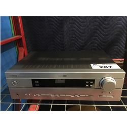 YAMAHA MODEL RX-V340 STEREO RECEIVER - NO REMOTE
