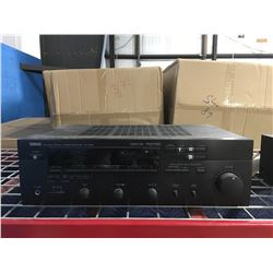 YAMAHA MODEL RX-V490 STEREO RECEIVER - NO REMOTE