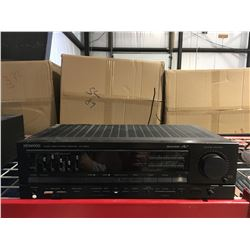 KENWOOD MODEL KR-V6010 STEREO RECEIVER - NO REMOTE