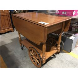 MAPLE TEA WAGON