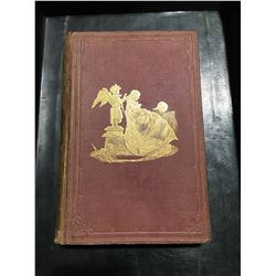 "1860 FIRST EDITION ""PLAIN OR RINGLETS"" BOOK"