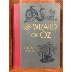 "1944 ""THE WIZARD OF OZ"" BY L. FRANK BAUM BOOK"