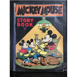 1933 MICKEY MOUSE STORY BOOK