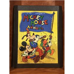 MICKEY MOUSE ANNUAL - NICE OLD BOOK - NO DATE