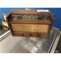 STEWART WARNER TUBE RADIO