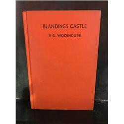 """BLANDINGS CASTLE"" BY P.G. WODEHOUSE"