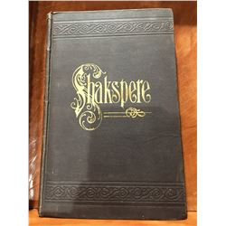 SHAKSPERE THE PICTORIAL EDITION EDITED BY CHARLES KNIGHT - NO DATE