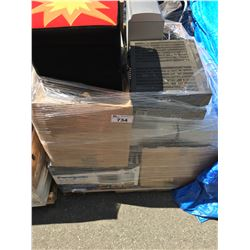 PALLET LOT OF ASSTD ELECTRONICS & MISC. ITEMS