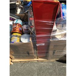 PALLET LOT OF MISC. ITEMS