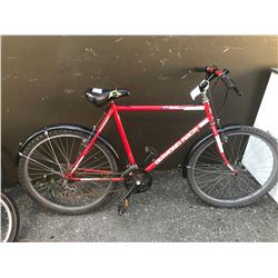 RED DIAMONDBACK BICYCLE