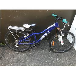 BLUE OPUS CHILDS BIKE