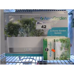 AEROGARDEN HARVEST SLIM IN-HOME GARDEN SYSTEM & PODS