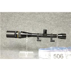Leupold Bench Rest Target Scope