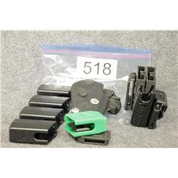 Assorted IPSC Gear