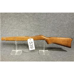 Ruger 10/22 Wooden Stock