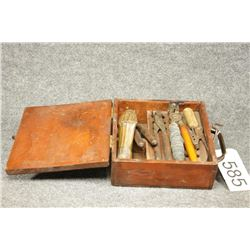 Antique Casting Tools