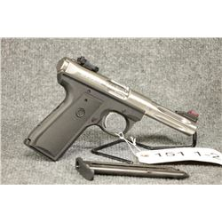 RESTRICTED. Ruger MKIII