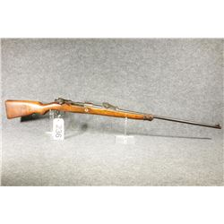 Sporterized Mauser 98