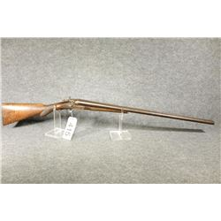 Double Barrel Hammer Gun