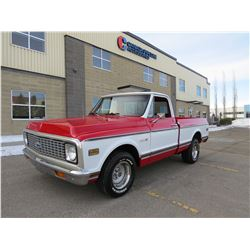 1972 CHEVROLET CST 10 SHORT BOX STUNNING FRAME OFF RESTORATION