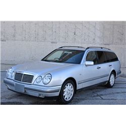 FRIDAY NIGHT! 1997 MERCEDES E420 WAGON